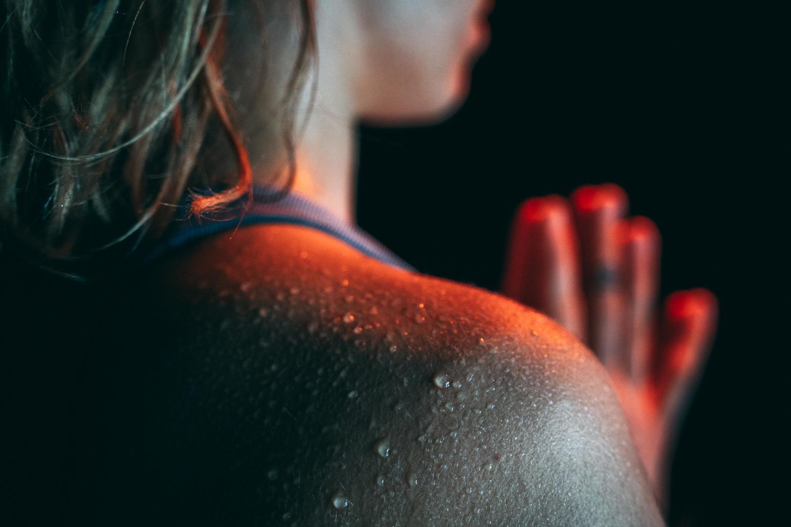 Therapeutic Hot yoga